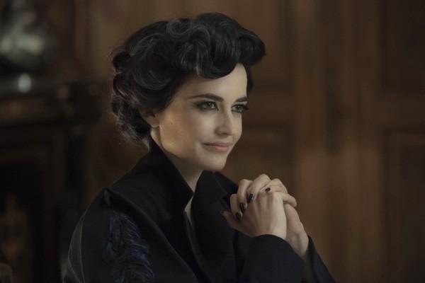 Eva Green as Miss Peregrine (Photo: Leah Gallo)