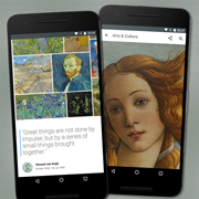 Test-Driving Google Arts & Culture | SLJ Review