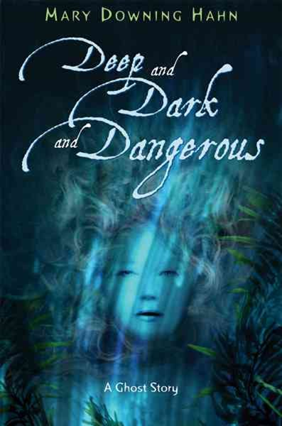 Don't Read These After Dark: A Horror Book List for Tweens