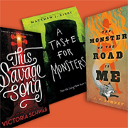 Monsters On Their Minds | New YA Fiction