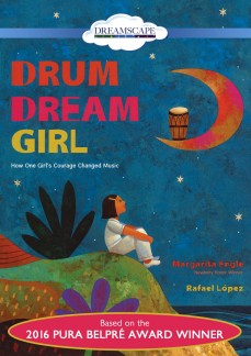 Drum Dream Girl: How One Girl's Courage Changed Music | SLJ DVD Review