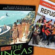 Ever-Changing Forces: World History   Series Nonfiction