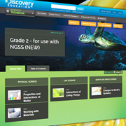 Discovery Education Makes E-Textbooks Easy | Reference Online