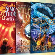 Stock Your Shelves! | Middle Grade Series Update