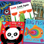 Board Book Roundup |Reviews