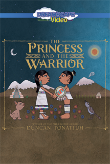 The Princess and the Warrior: A Tale of Two Volcanoes | SLJ DVD Review