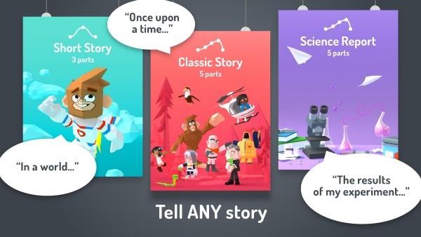 Toontastic Story arc 600