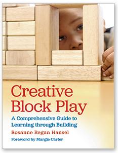 creative block play