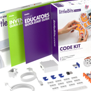 LittleBits Introduces First Game-Based Coding Kit