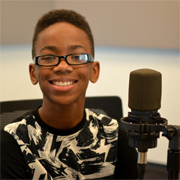 11-Year-Old Starts Book Club for African American Boys