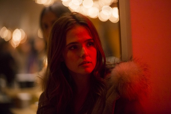 Zoey Deutch as Samantha in Before I Fall