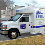 Bookmobiles and Beyond: new library services on wheels serve newborns through teens