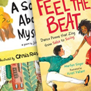 Poetry Picks | New Titles for Young Readers