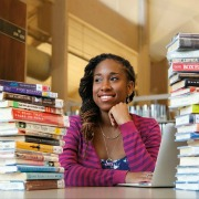 College Student Creates App to Lead Young People To Diverse Books