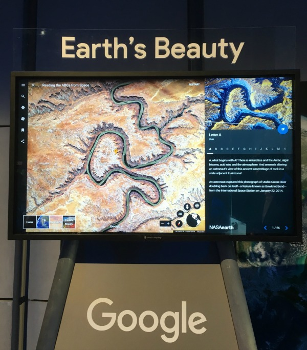 The New Google Earth | Picture of the Week