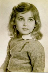 Johanna Hurwitz young