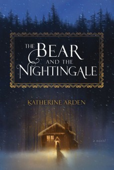 The Bear and the Nightingale by Katherine Arden | SLJ Review