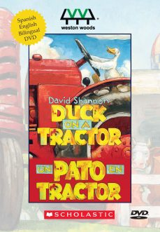 Duck on a Tractor/Un pato en tractor | SLJ DVD Review