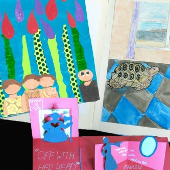 Three Winners in 2017 Ezra Jack Keats Bookmaking Competition