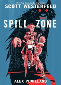 Scott Westerfeld and Alex Puvilland's 'Spill Zone' Wins EGL Book of the Year Award