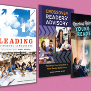 Professional Reading Titles on Reluctant Readers, Readers' Advisory, and More