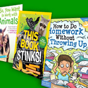 Nonfiction: Career Guidance, Garbage Galore, and Homework Help | July 2017 Xpress Reviews