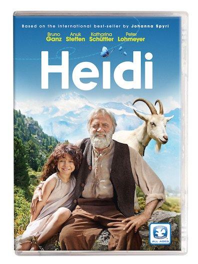 Heidi | SLJ DVD Review