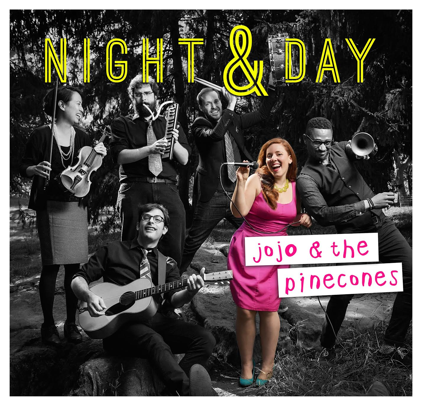 Night & Day by JoJo & the Pinecones | SLJ Music Review