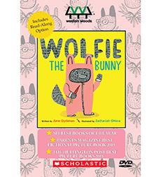 Wolfie the Bunny | SLJ DVD Review