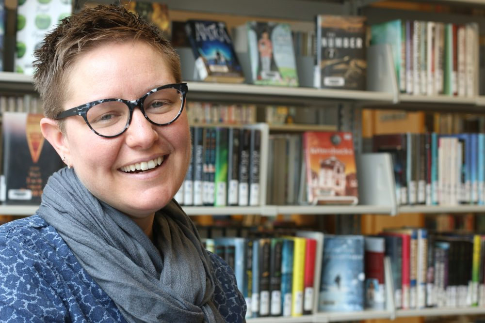 Facing the Opioid Crisis: Q&A with Denver Public Library's Rachel Fewell
