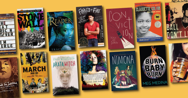 42 Diverse Must-Have YA Titles for Every Library