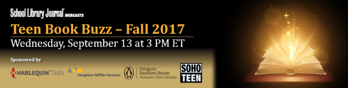 Teen Book Buzz - Fall 2017
