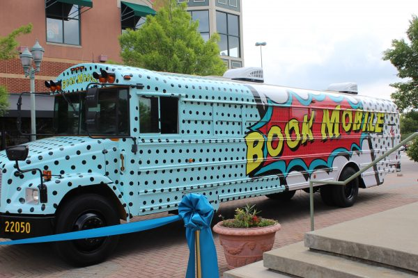 School Bus–Turned–Bookmobile Rolls Across Georgia