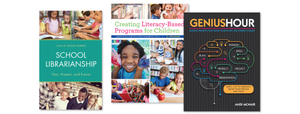 Professional Reading on the Genius Hour, Literacy-Based Programs, & More