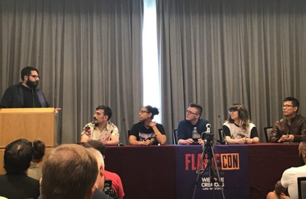 2017 Flame Con Celebrates Queer Heroes and Representation in YA Lit