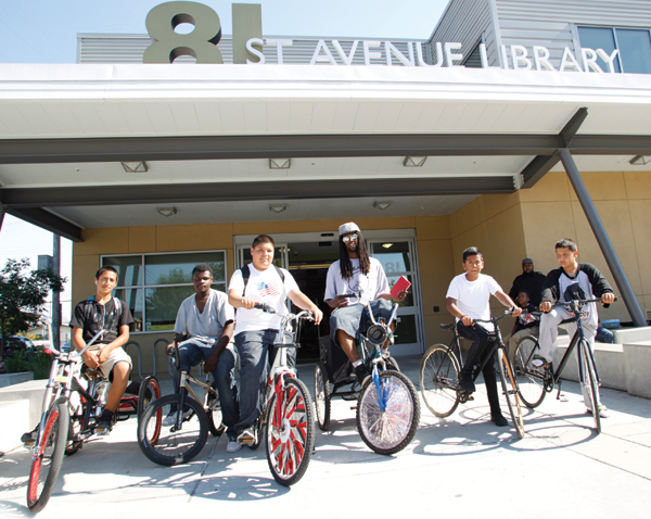 Riders' Advisory: Bike-related programs expand in libraries