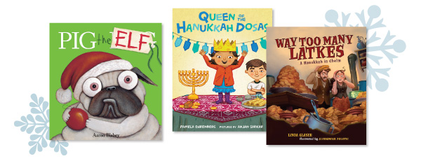 2e78408900f22 Holiday Cheer  New Titles To Help Celebrate Christmas and Hanukkah ...