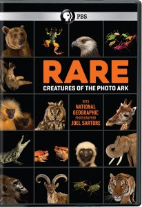 Rare: Creatures of the Photo Ark | SLJ DVD Review