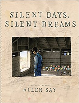 Review of the Day: Silent Days, Silent Dreams by Allen Say