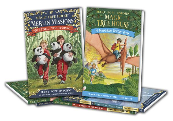 """Magic Tree House"" Renumbering Catches Librarians Off Guard"