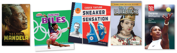 Pop Culture Meets History: 15 Biography Series To Hook Kids