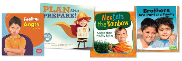 Series Nonfiction Publishers Try Their Hands at Early Learning