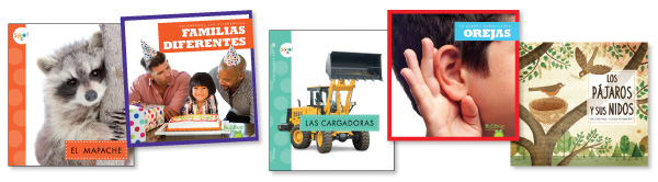 15 Spanish Language Nonfiction Series for Elementary Schoolers