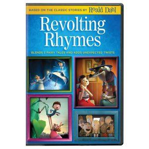 Revolting Rhymes | SLJ DVD Review