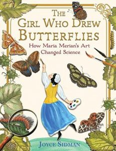 The Girl Who Drew Butterflies by Joyce Sidman | SLJ Review