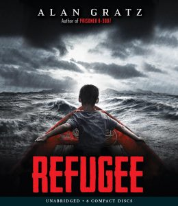 Refugee by Alan Gratz | SLJ Audio Review