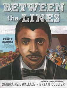 Between the Lines by Sandra Neil Wallace | SLJ Review