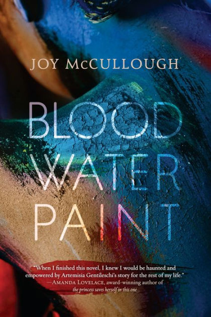 Blood Water Paint by Joy McCullough | SLJ Review | School Library ...
