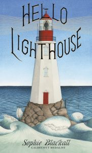 Hello Lighthouse by Sophie Blackall | SLJ Review