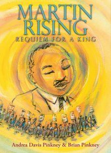 Martin Rising by Andrea Davis Pinkney | SLJ Review